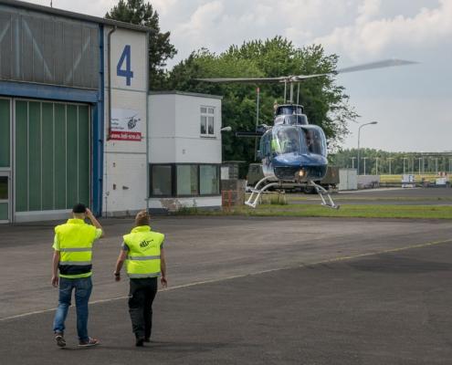 Rundflüge am Standort Mönchengladbach