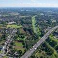 Oberhausen aus der Luft