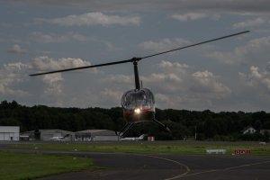 Robinson R44 Nachtflug